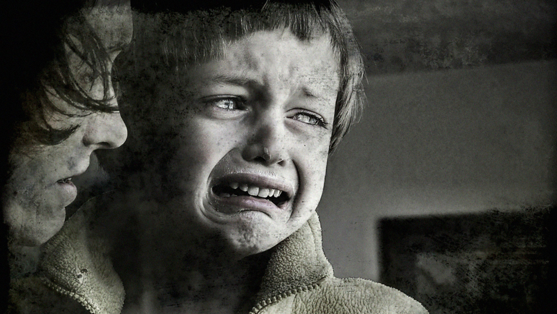 Картинки больно дети плачут