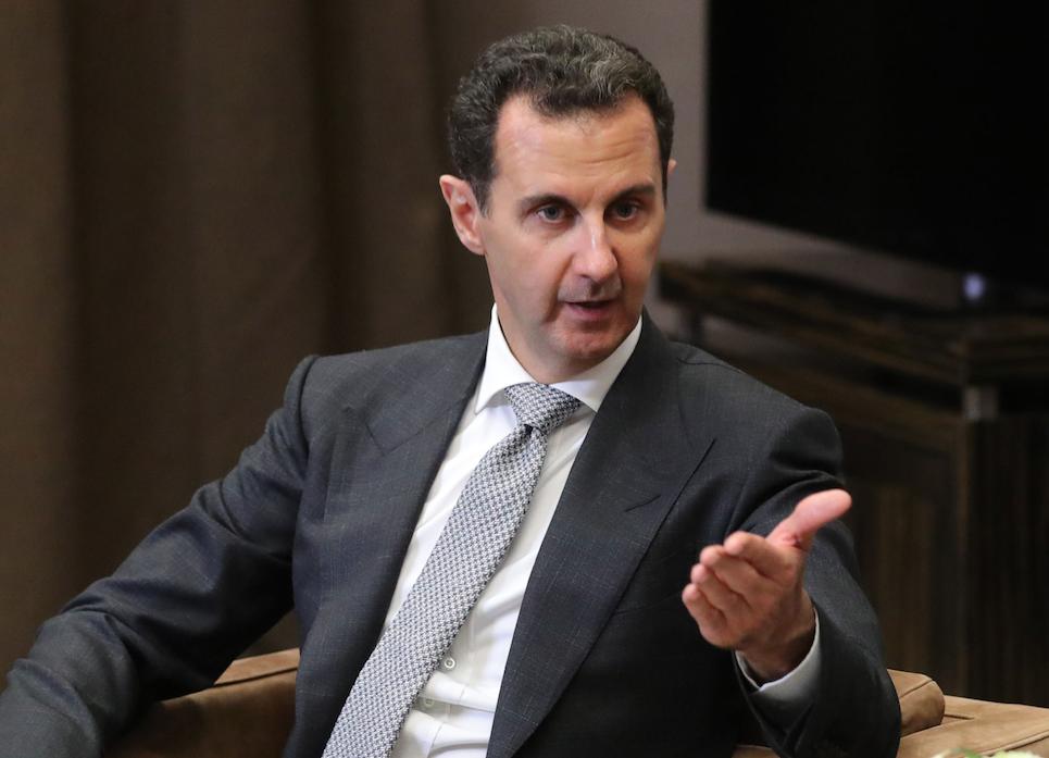 <p>Президент Сирии Башар Асад. Фото: &copy; РИА Новости/Михаил Климентьев</p>