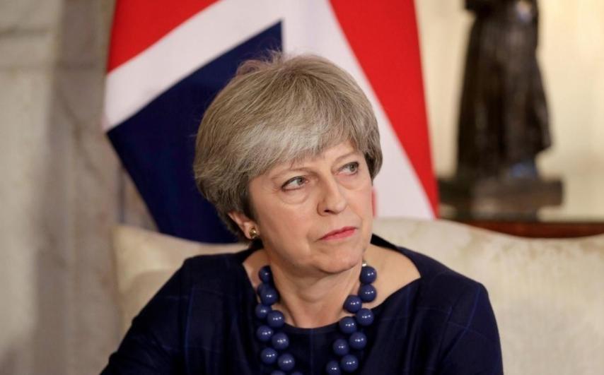 Премьер-министр Великобритании Тереза Мэй. Фото: © REUTERS / Matt Dunham