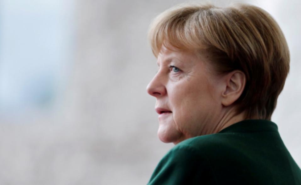 Канцлер Германии Ангела Меркель. Фото: © REUTERS