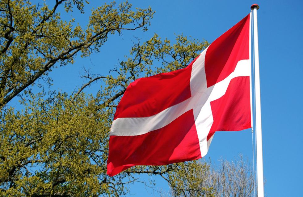Флаг Дании. Фото: © Flickr/Christer