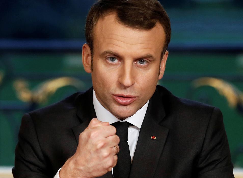 <p><span>Президент Франции Эммануэль Макрон. Фото: &copy;&nbsp;</span><span>REUTERS/Etienne Laurent</span></p> <div> <div></div> </div>