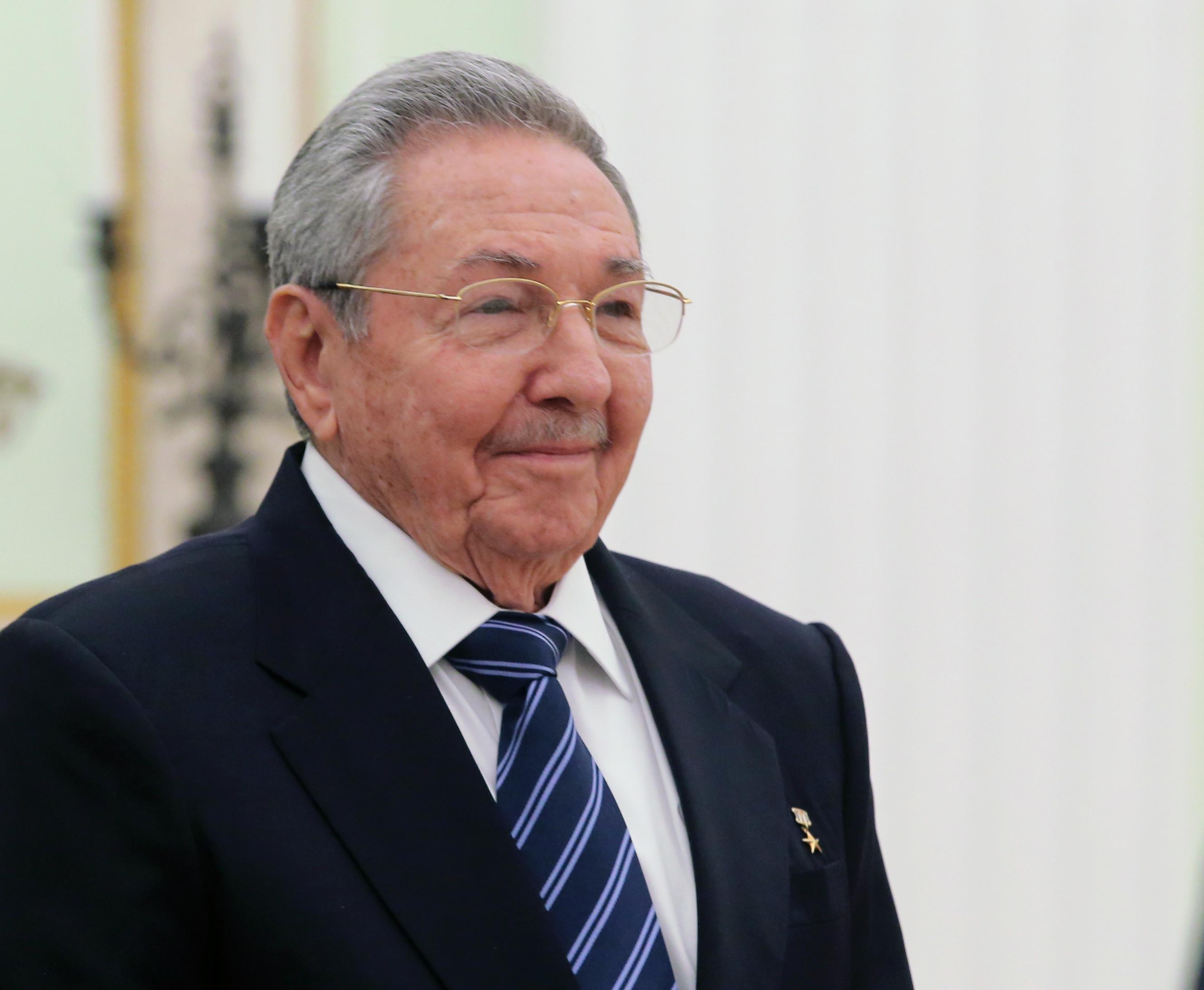 <p>Рауль Кастро. Фото: &copy; РИА Новости / Виталий Белоусов</p>