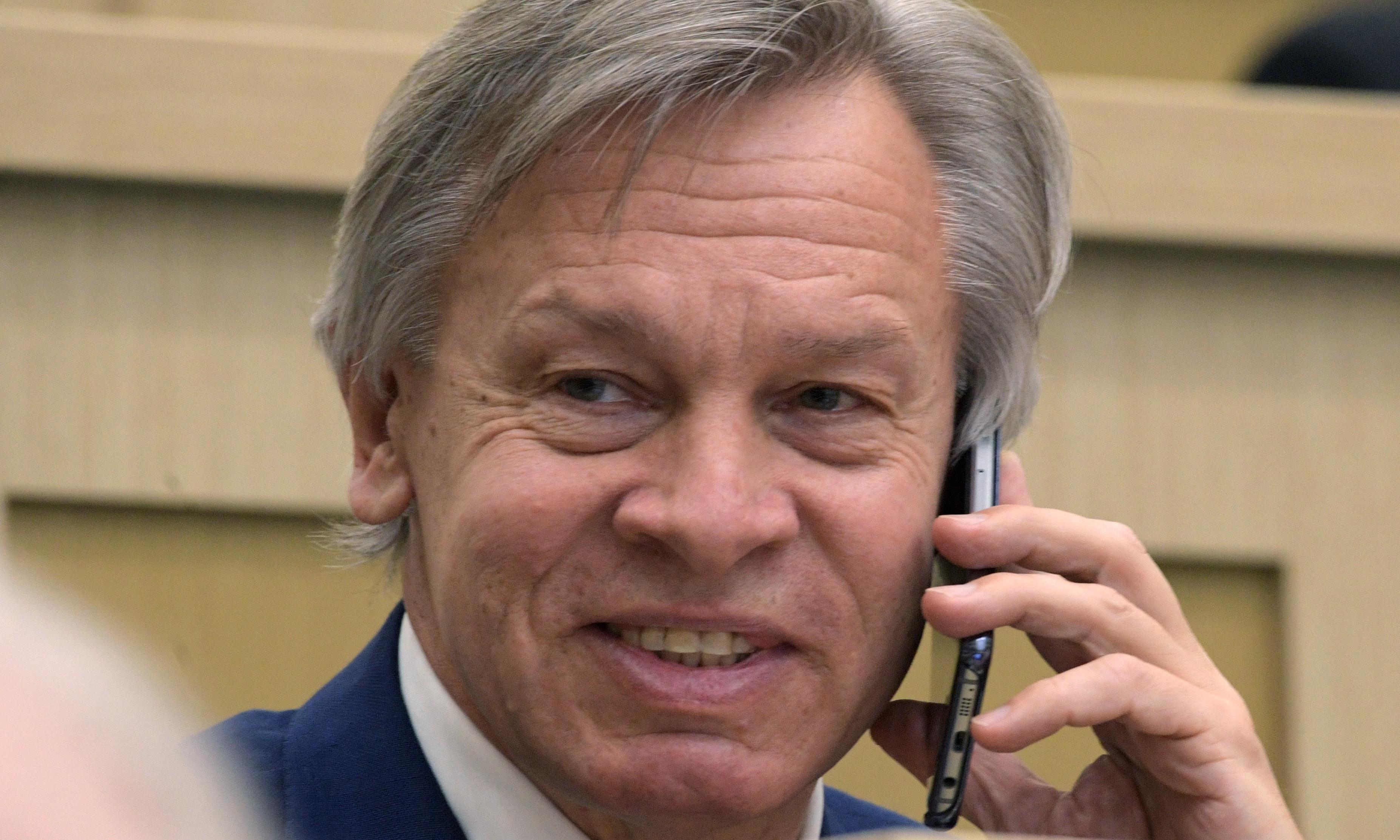 <p>Алексей Пушков. Фото: &copy; РИА Новости</p>