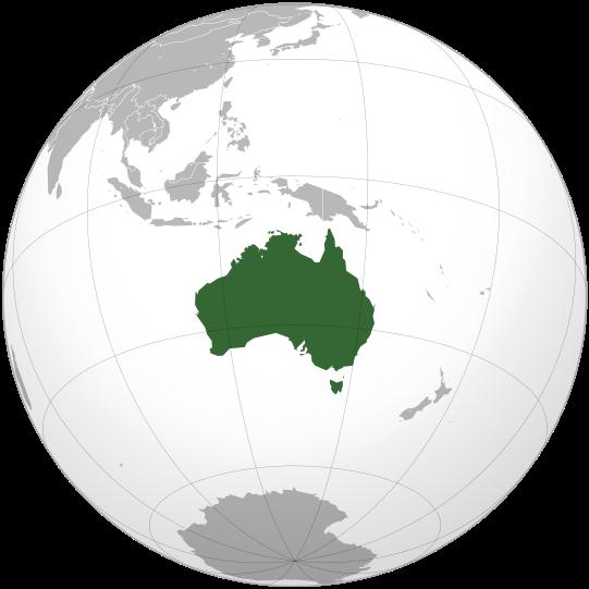 Австралия — фейк? Фото: © commons.wikimedia.org
