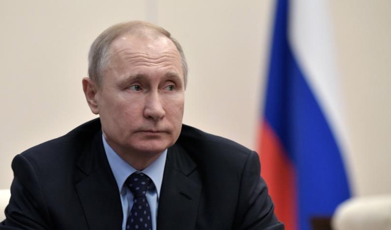 <p>Президент России Владимир Путин. Фото: &copy;РИА Новости/Михаил Климентьев</p>