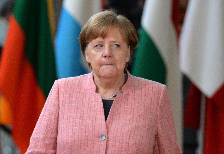 <p>Канцлер ФРГ Ангела Меркель. Фото: &copy;РИА Новости/Алексей Витвицкий</p> <div> <div></div> </div>