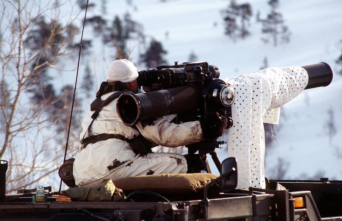 BGM-71 Tow. Фото: © Википедия