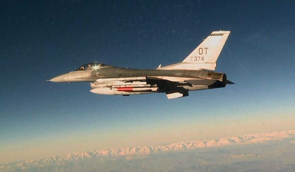 Фото: ©U.S. Air Force photo/Staff Sgt. Brandi Hansen
