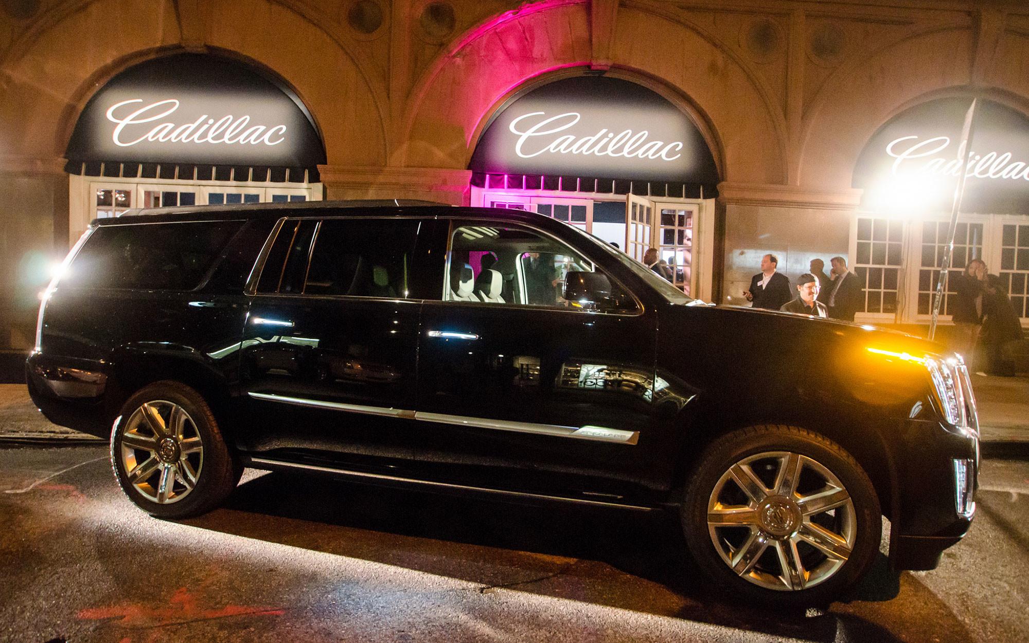 Cadillac Escalade. Фото: © flickr / Dave Pinter