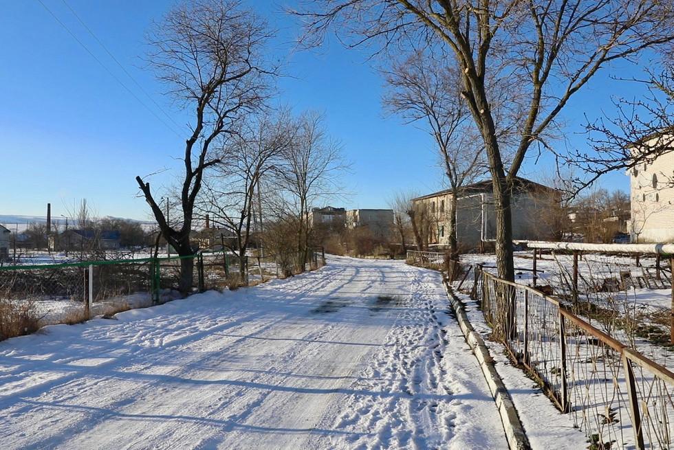 Посёлок Ударный Прикубанского района. Фото: © L!FE / Игорь Мазунин