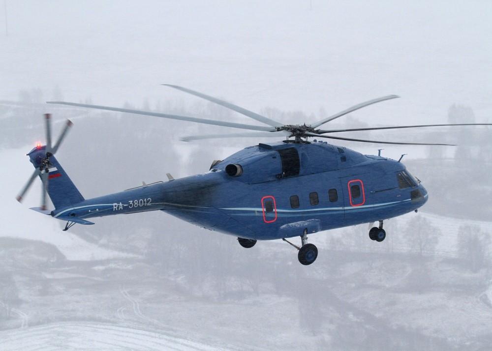 """<p>Ми-38 в стандартной комплетации, без маркировки """"Т"""". Фото: &copy; Вертолёты России.&nbsp;</p>"""
