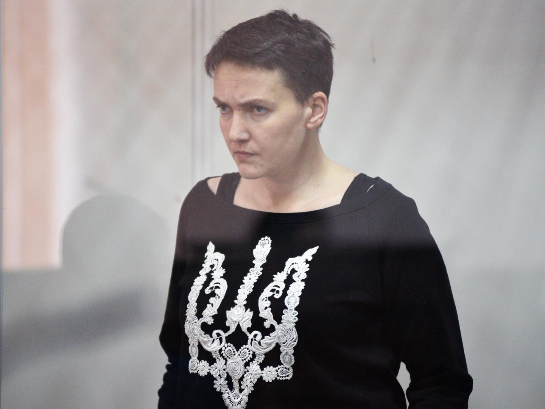 <p>Надежда Савченко. Фото: &copy; РИА Новости</p> <div> <div></div> </div> <div> <div> <div></div> </div> </div>