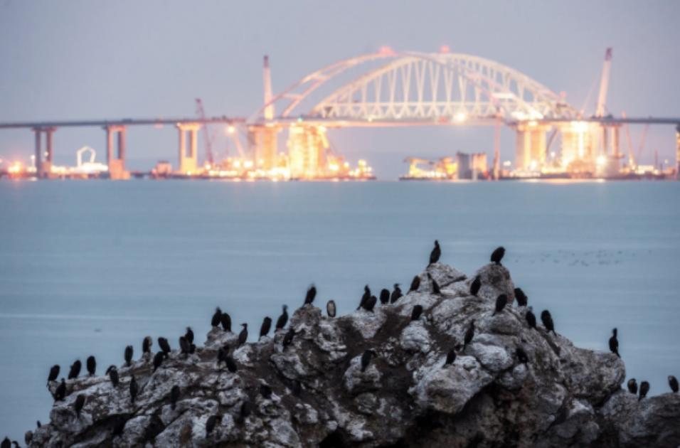 <p><span>Крымский мост.&nbsp;Фото: &copy; РИА Новости / Алексей Мальгавко&nbsp;</span></p> <div> <div></div> </div>