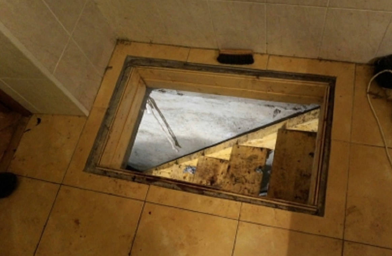 Место, где были обнаружены тела Фото: СУ СК РФ по Тверской области