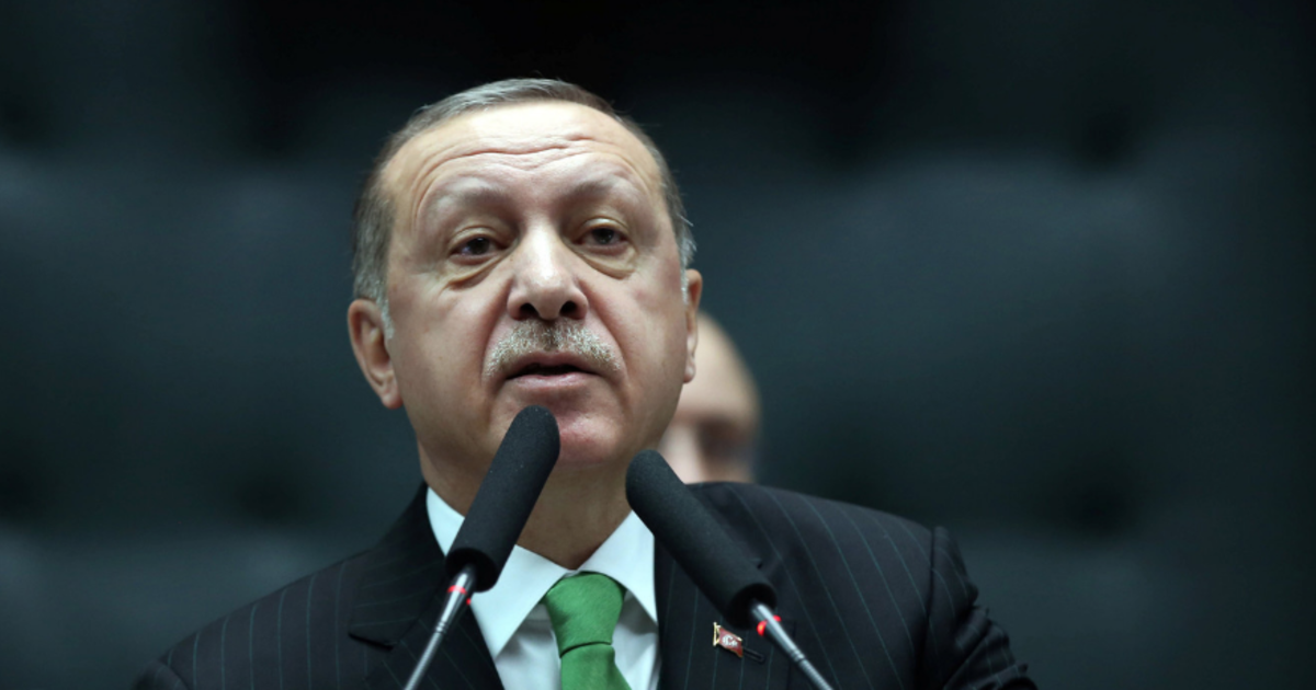 <p><span>Президент Турции Реджеп Эрдоган. Фото: &copy;REUTERS</span></p>