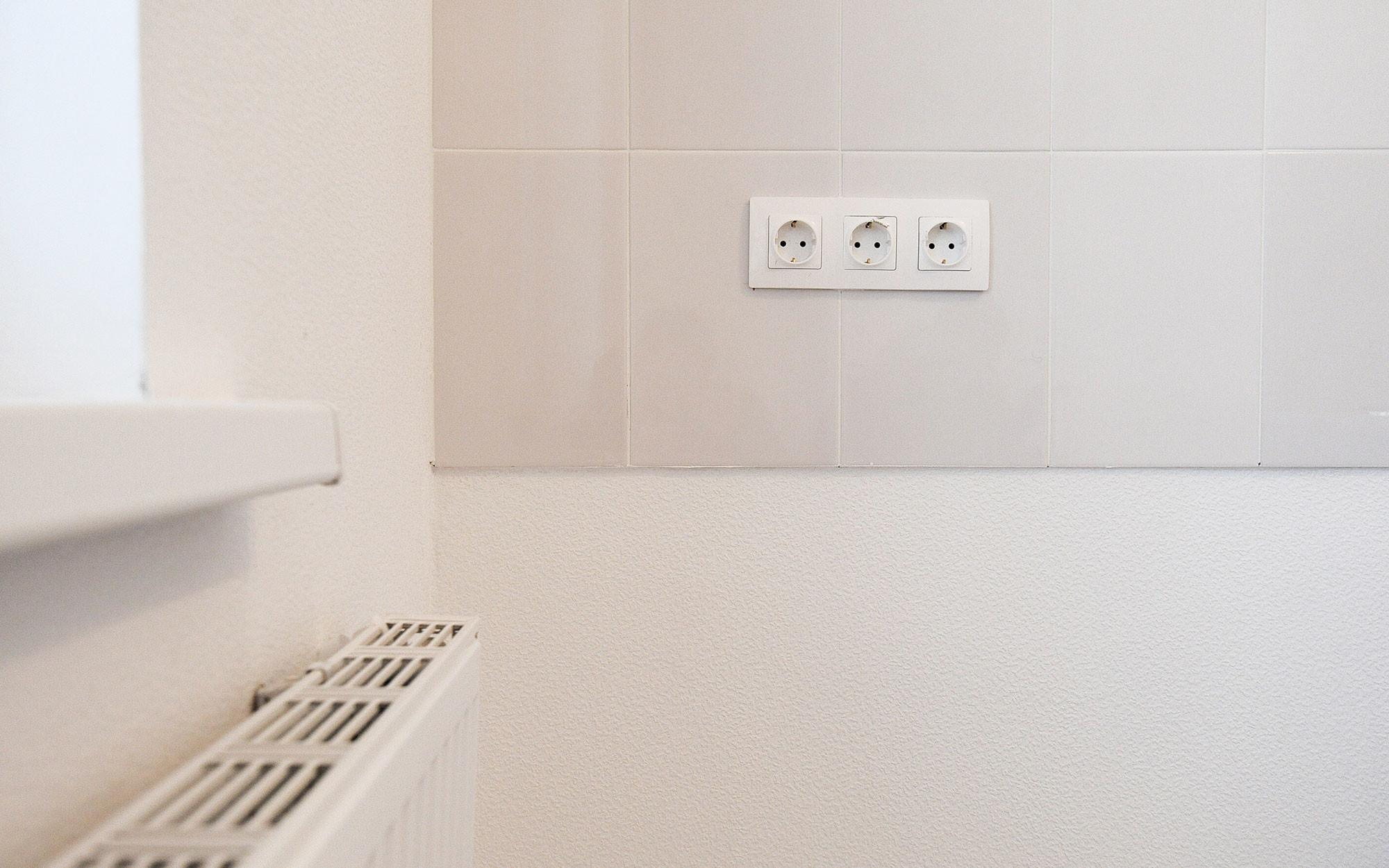 """Отопительные алюминиевые радиаторы всё чаще используются в новостройках. Фото: © Агентство городских новостей """"Москва"""" / Александр Авилов"""