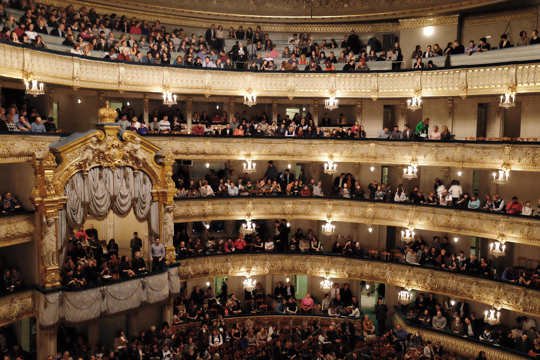 <p>Мариинский театр. &nbsp;<span>Фото: &copy;РИА Новости /</span> Ольга Головко</p>