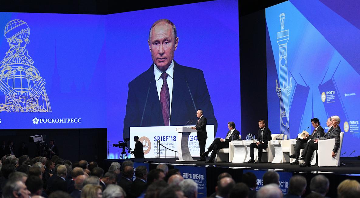 <p>Владимир Путин. Фото: &copy;РИА Новости/Алексей Даничев</p>