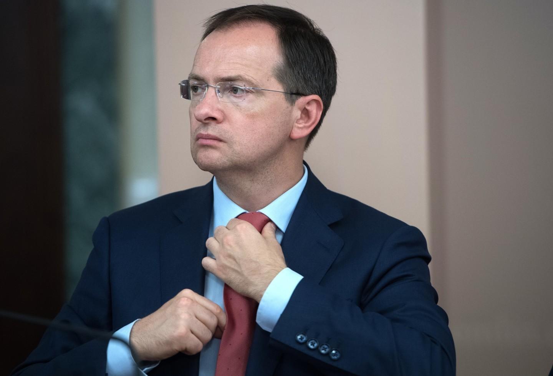 <p><span>Владимир Мединский. Фото:&nbsp;&copy;&nbsp;РИА Новости/Сергей Гунеев</span></p>