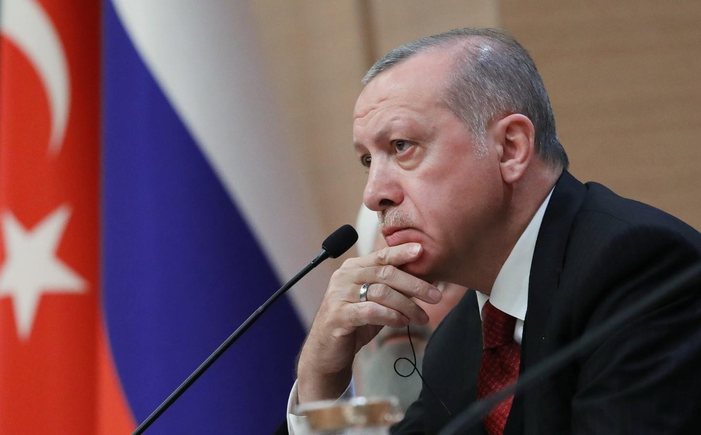 <p>Президент Турции Реджеп Эрдоган. Фото: &copy;РИА Новости/Михаил Климентьев</p>