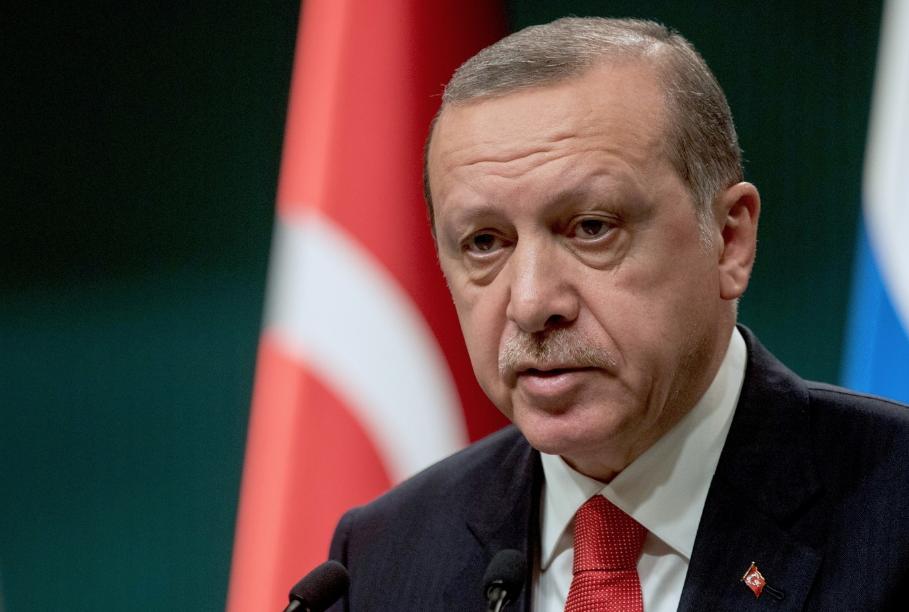<p><span>Реджеп Тайип Эрдоган.&nbsp;Фото:&copy;&nbsp;РИА Новости/Сергей Гунеев</span></p>