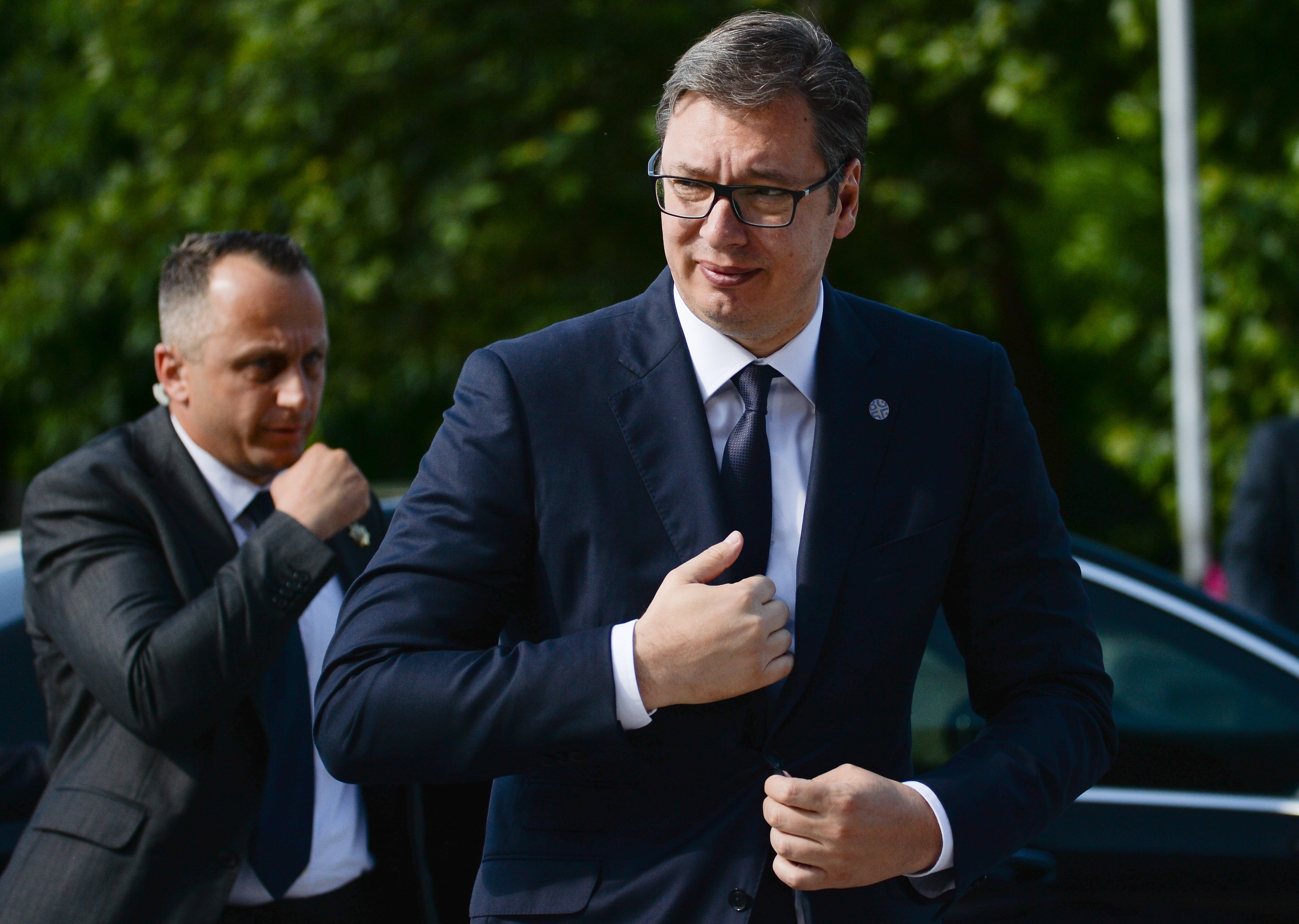 <p>Президент Сербии Александр Вучич.&nbsp;<span>Фото: &copy; РИА Новости/Алексей Витвицкий&nbsp;</span></p>