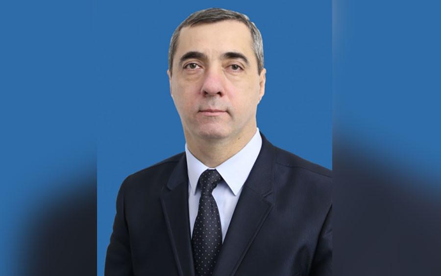 Директор финансово-экономического департамента МЧС Станислав Писчурников. Фото: © МЧС России