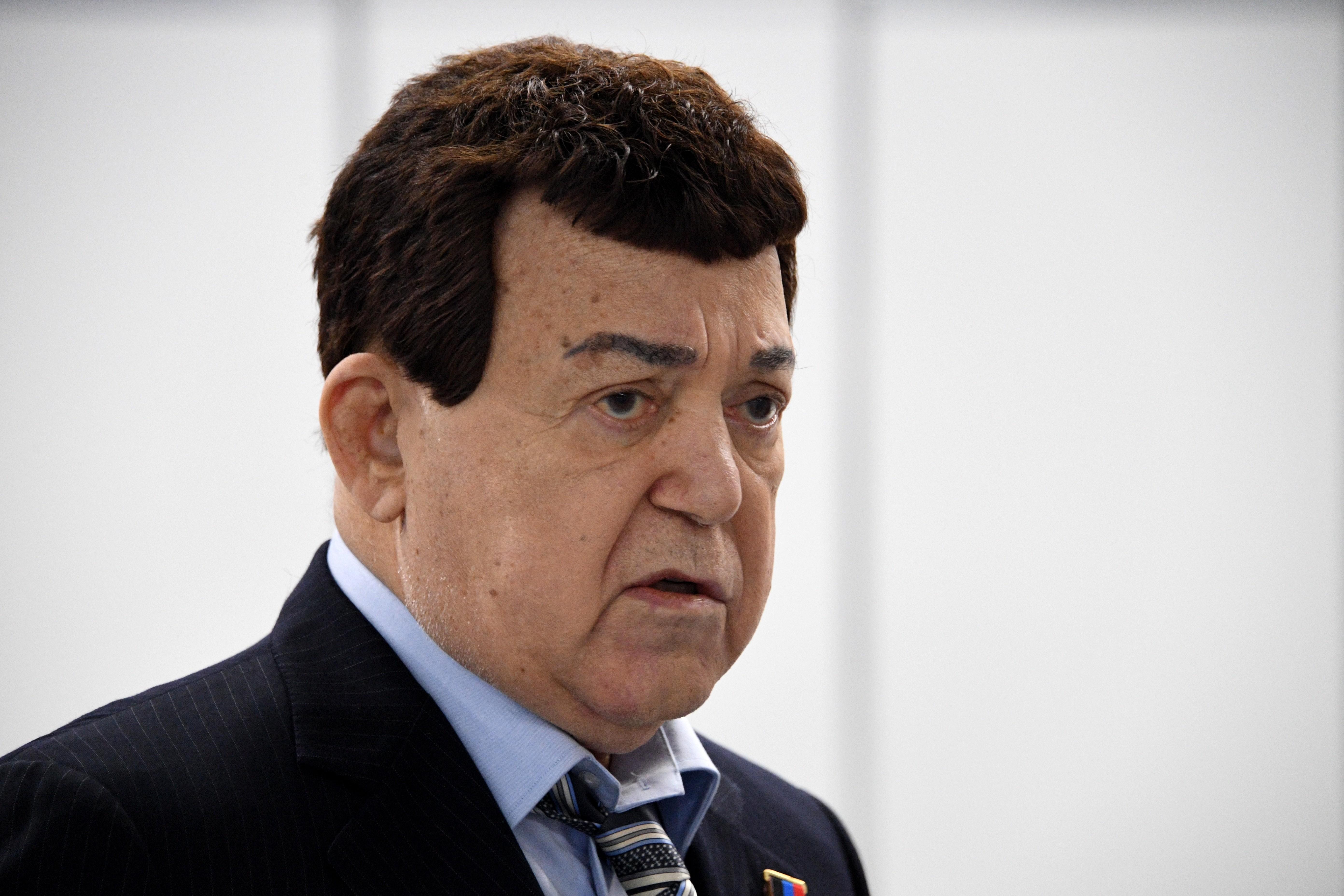 <p>Иосиф Кобзон. Фото: &copy; РИА Новости / Григорий Сысоев</p>