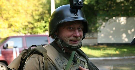 Алексей Цимбалюк. Фото: Цензор.НЕТ