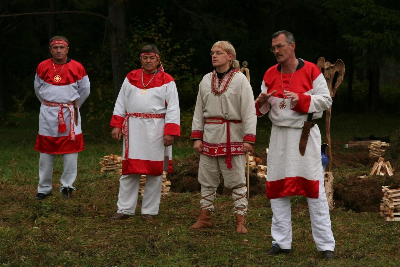 Олег Фёдоров (крайний справа). Фото: © Vk.com