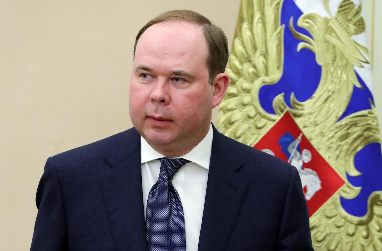 Антон Вайно. Фото: ©РИА Новости/Михаил Климентьев