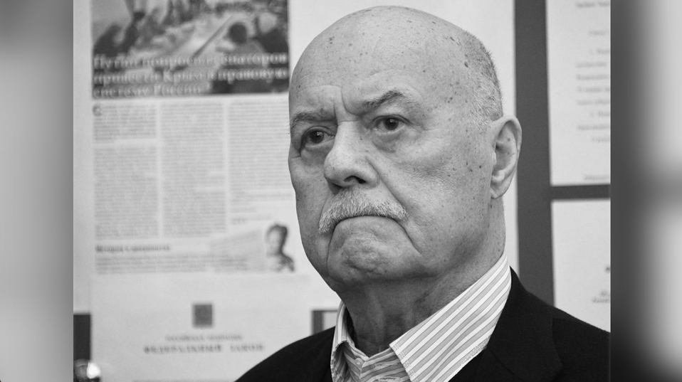 <p>Станислав Говорухин. Фото: &copy; РИА Новости/Владимир Федоренко</p> <div> <div></div> </div>