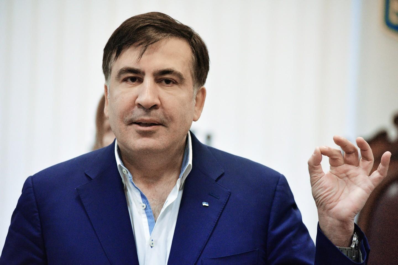 <p><span>Михаил Саакашвили. Фото &copy; РИА Новости</span></p>