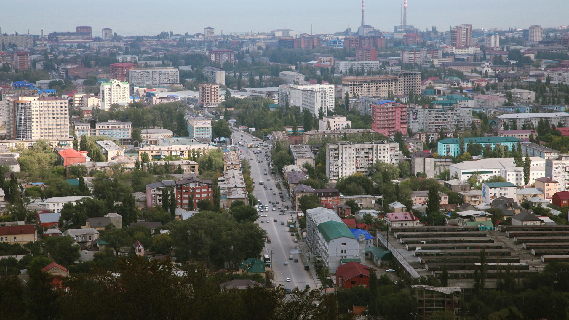Махачкала. Фото: © РИА Новости/Мария Ващук