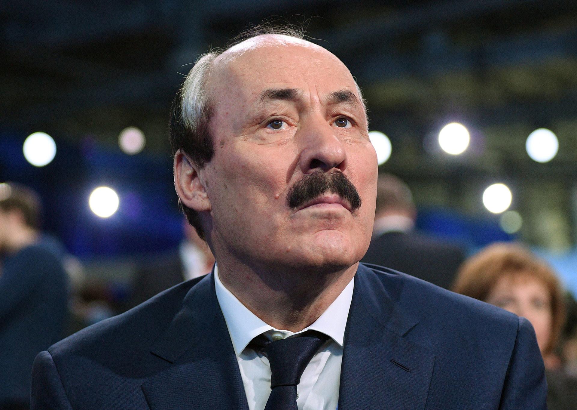 Рамазан Абдулатипов. Фото: © РИА Новости/Рамиль Ситдиков