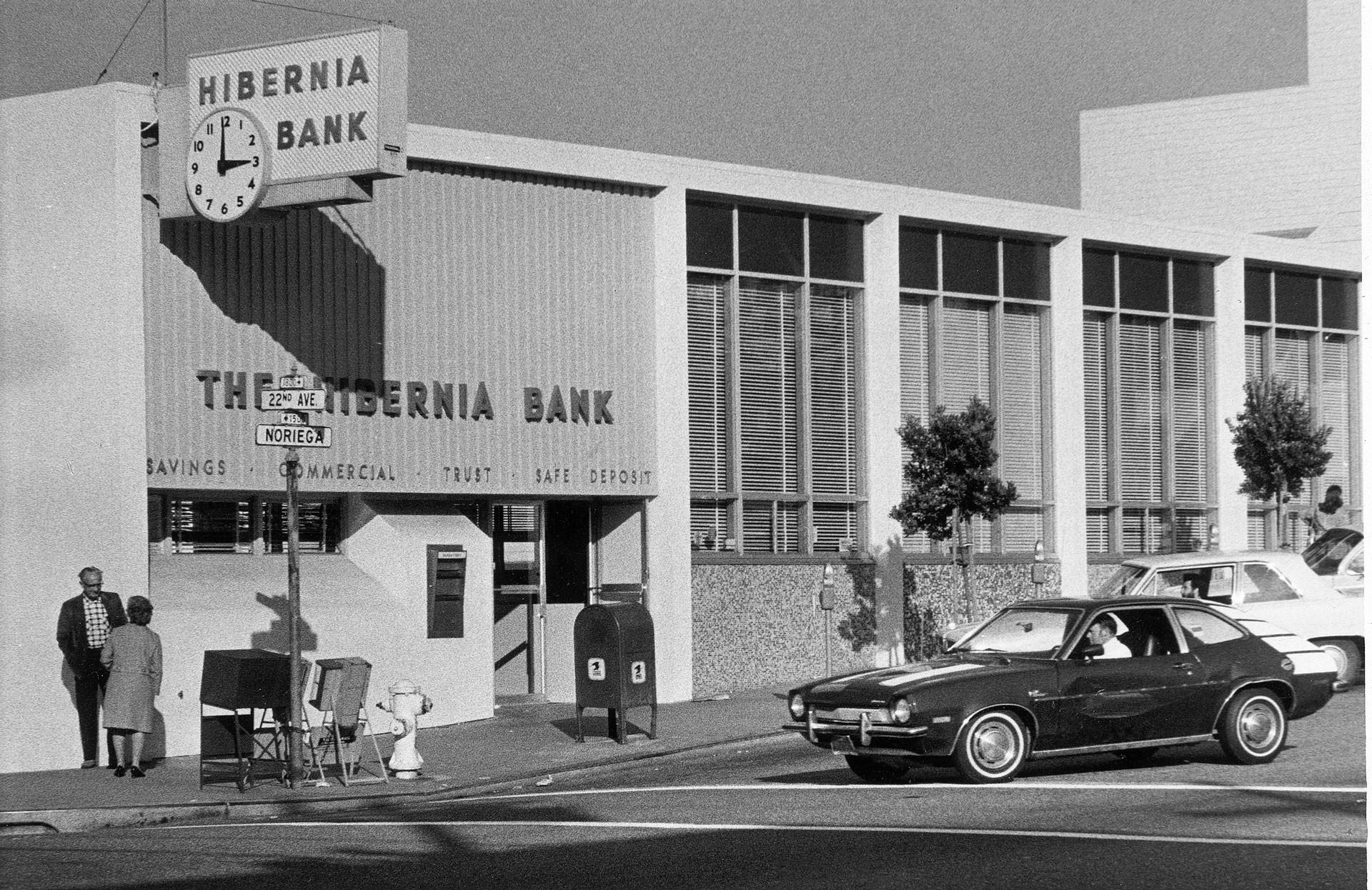 "Банк ""Хиберния"". Фото: © AP Photo / Walter Zeboski"