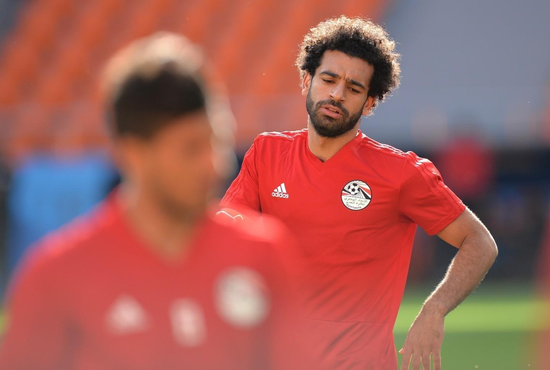 <p>Нападающий сборной Египта Мохамед Салах.&nbsp;<span>Фото:&nbsp;&copy; РИА Новости/Павел Лисицын</span></p>