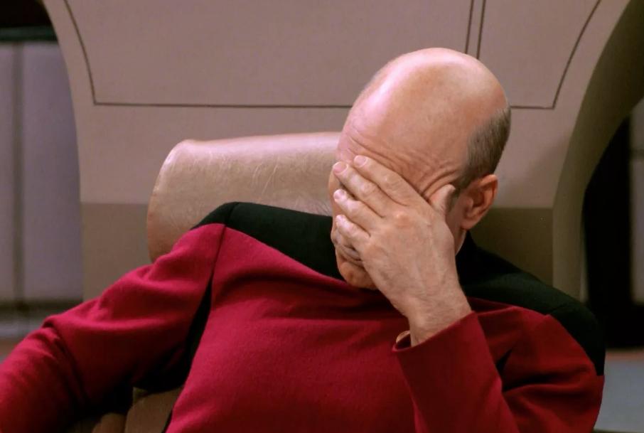 "<p>Кадр из сериала ""<span>Звездный путь"".</span></p>"