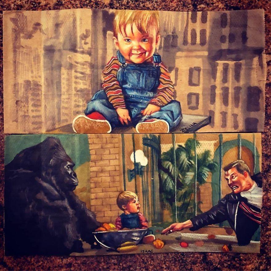Фото: instagram.com/brownbagbrowndad