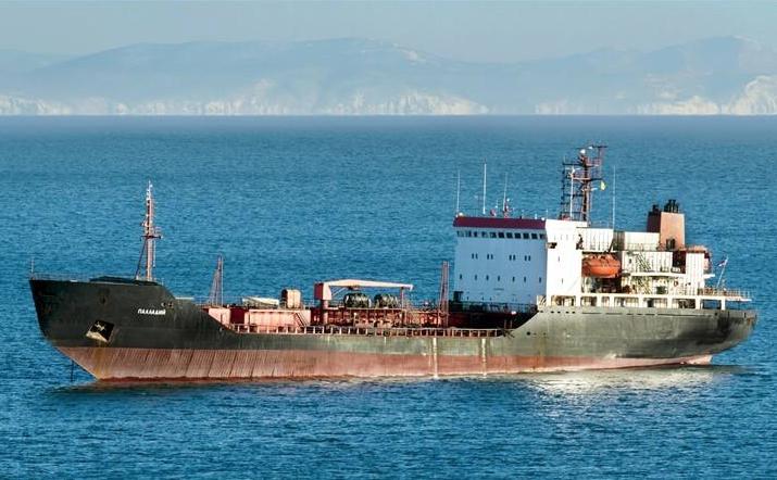 "<p>Фото: &copy;&nbsp;marinetraffic.com/<a href=""https://www.marinetraffic.com/ru/photos/of/ships/shipid:350410/#forward"">Sergei Skriabin</a></p> <div> <div></div> </div>"