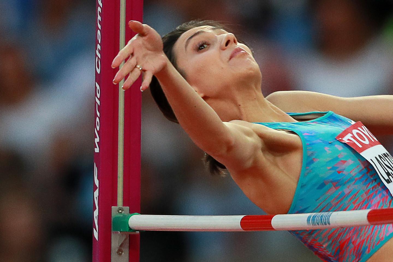 <p><span>Легкоатлетка Мария Ласицкене.&nbsp;</span><span>Фото: &copy; РИА Новости/Антон Денисов</span></p>
