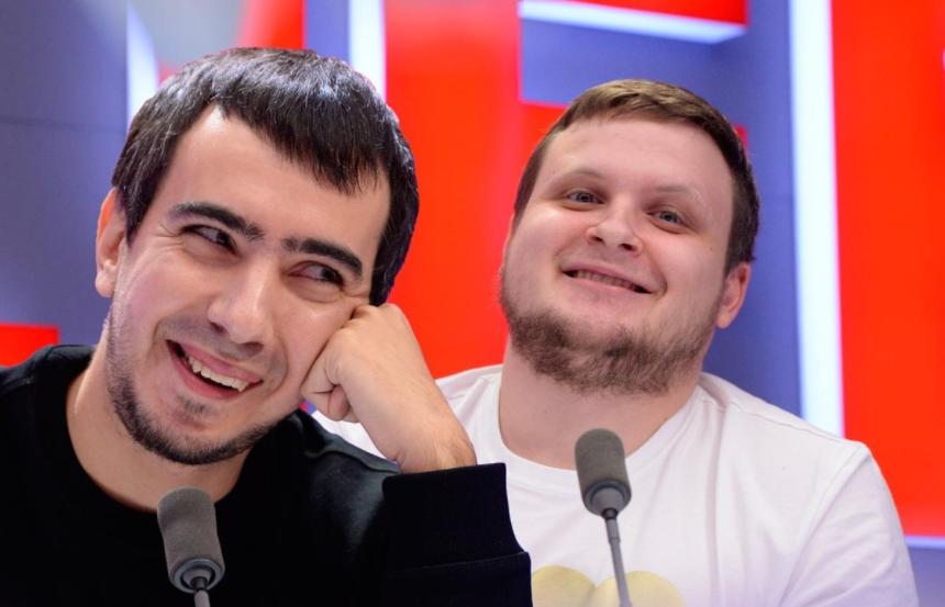 <p><span>Владимир Кузнецов (Вован) и Алексей Столяров (Лексус). Фото: &copy; L!FE</span></p>