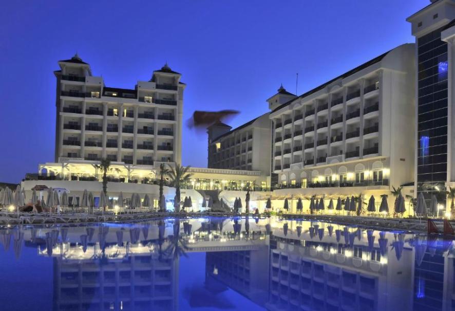 Фото отеля с сайта Booking.com