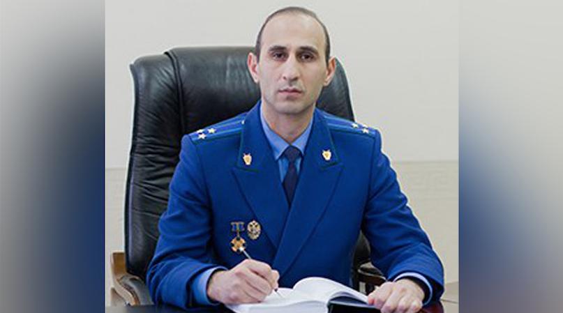 Семён Якубов. Фото: Прокуратура Московской области