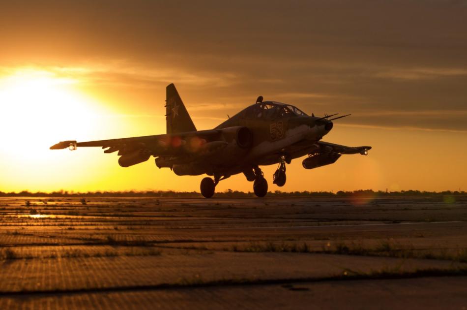 <p>Штурмовик Су-25СМ3<span>&nbsp;.&nbsp;</span><span>Фото:&nbsp;&copy;&nbsp;РИА Новости/Виталий Тимкив</span></p>