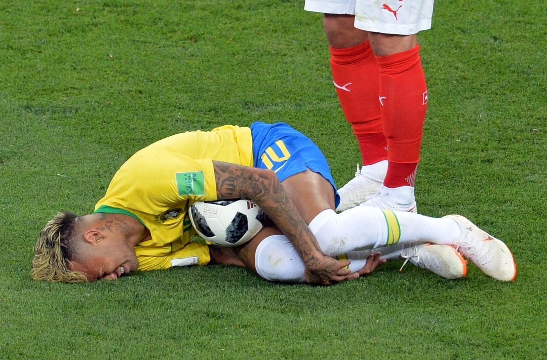 <p>Неймар в матче группового этапа чемпионата мира по футболу между сборными Бразилии и Швейцарии. Фото: &copy;РИА Новости/Алексей Мальгавко</p> <div> <div></div> </div>
