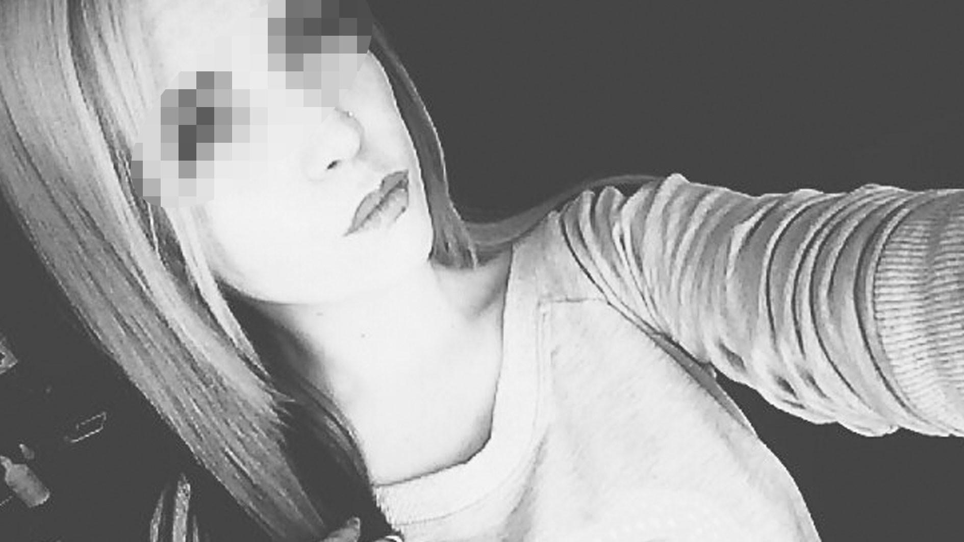 Пострадавшая 17-летняя Сара З.. Фото: Соцсети
