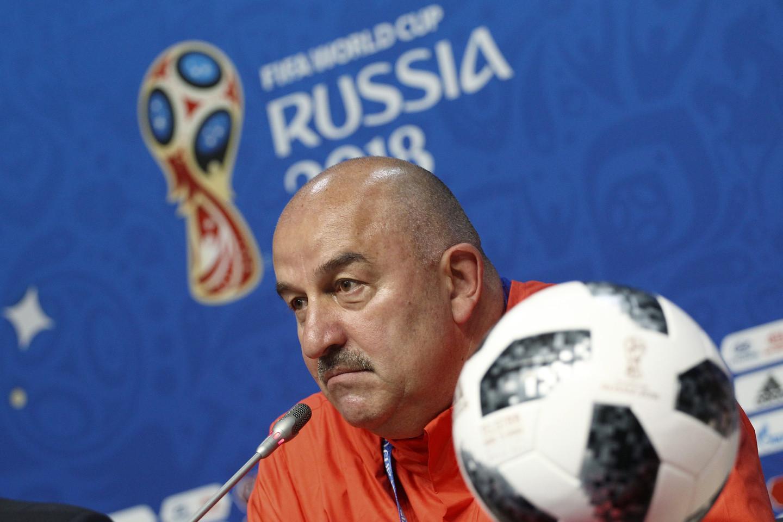 <p>Станислав Черчесов. Фото: &copy; РИА Новости/Виталий Тимкив</p>