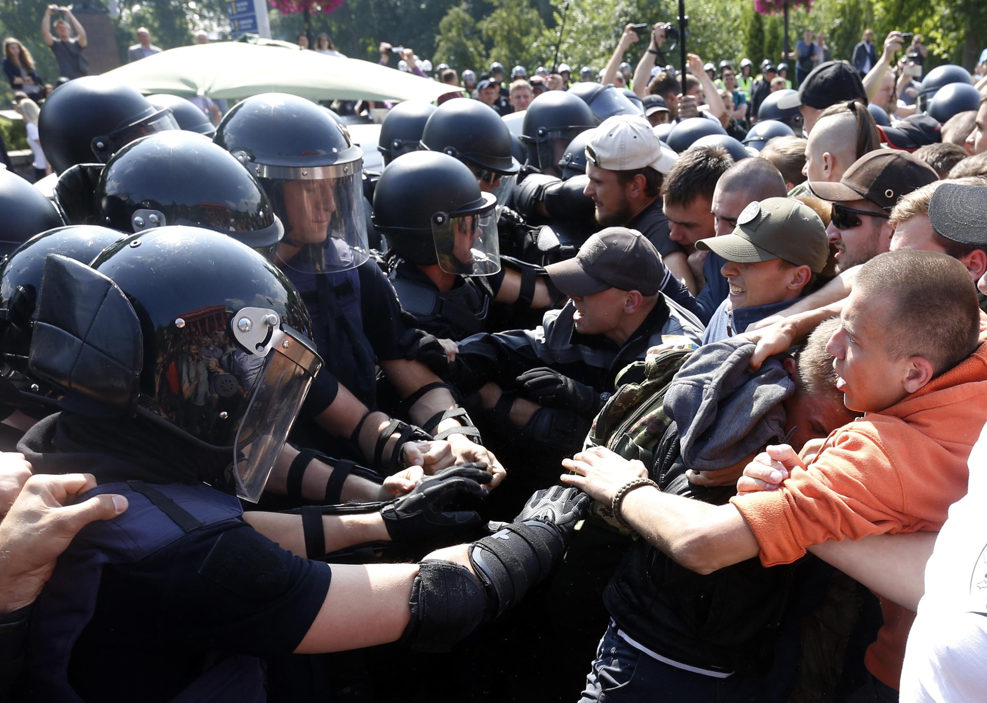 Фото © AP Photo/Sergei Chuzavkov